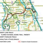 Coast To Coast Connector | | Commute Orlando   Rails To Trails Florida Map