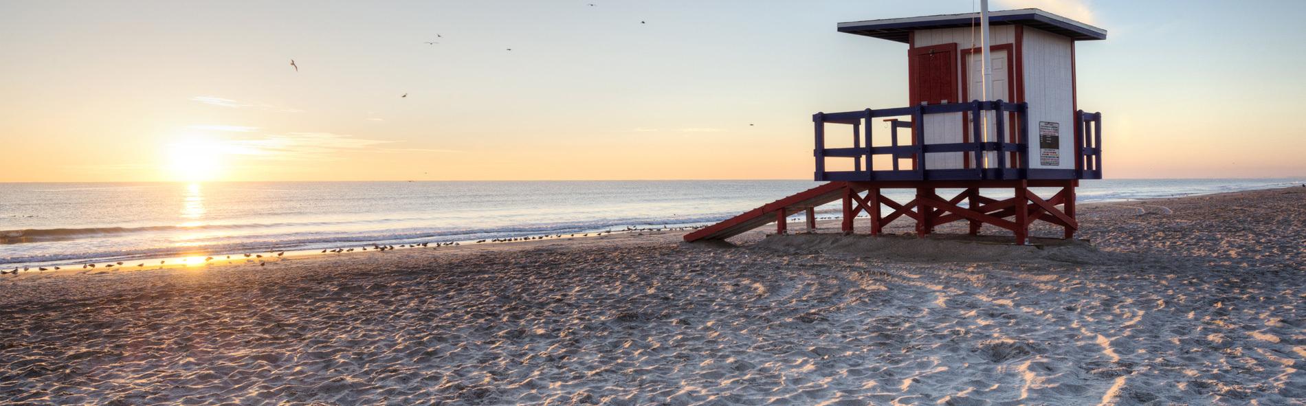 Cocoa Beach Florida - Vacations - Cocoa Beach Hotels - Map Of Hotels In Cocoa Beach Florida