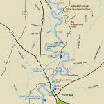 Colorado River Fishing Access   Texas Fishing Maps