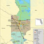 Columbia County Map, Florida – Florida Airparks Map