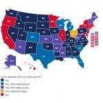Concealed Carry Is Legal In Ohio With A Concealed Carry Permit   Florida Ccw Reciprocity Map