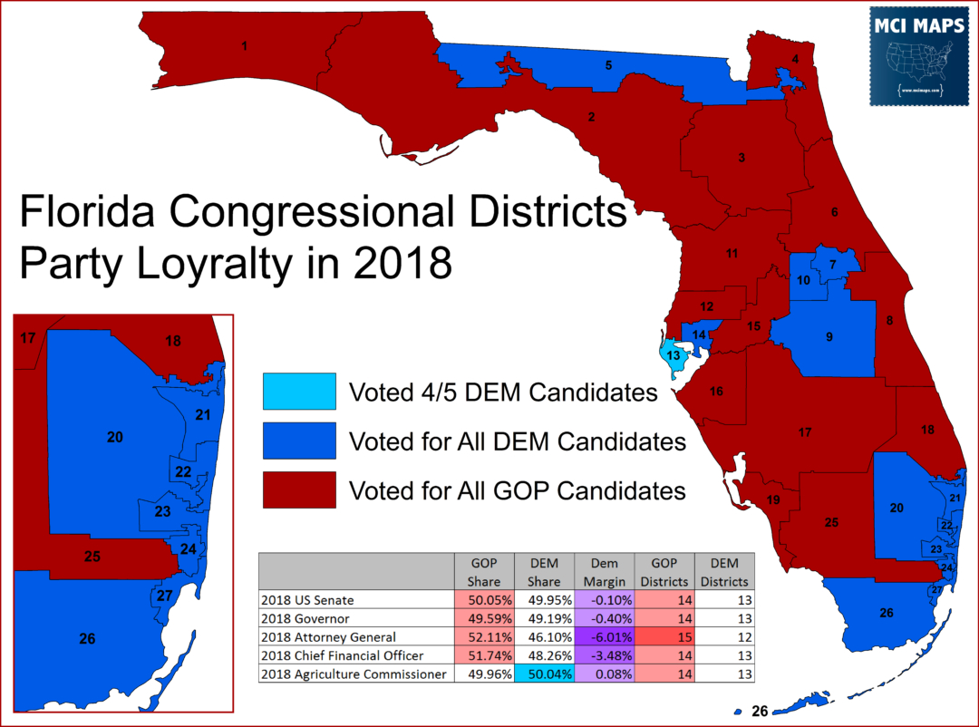 Congressional – Mci Maps - Florida House District 15 Map