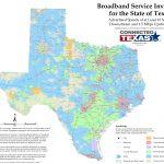 Connected Texas |   Texas Broadband Map