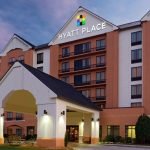 Contemporary Fort Worth Hotel Near Downtown | Hyatt Place Fort Worth   Map Of Hotels Near Fort Worth Texas Convention Center