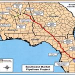 Controversial $3.2 Billion Sabal Trail Natural Gas Pipeline On   Gas Availability Map Florida