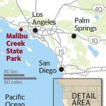 Cops Investigating 7 Shootings In Ca Park After Dad Killed | San   Malibu California Map