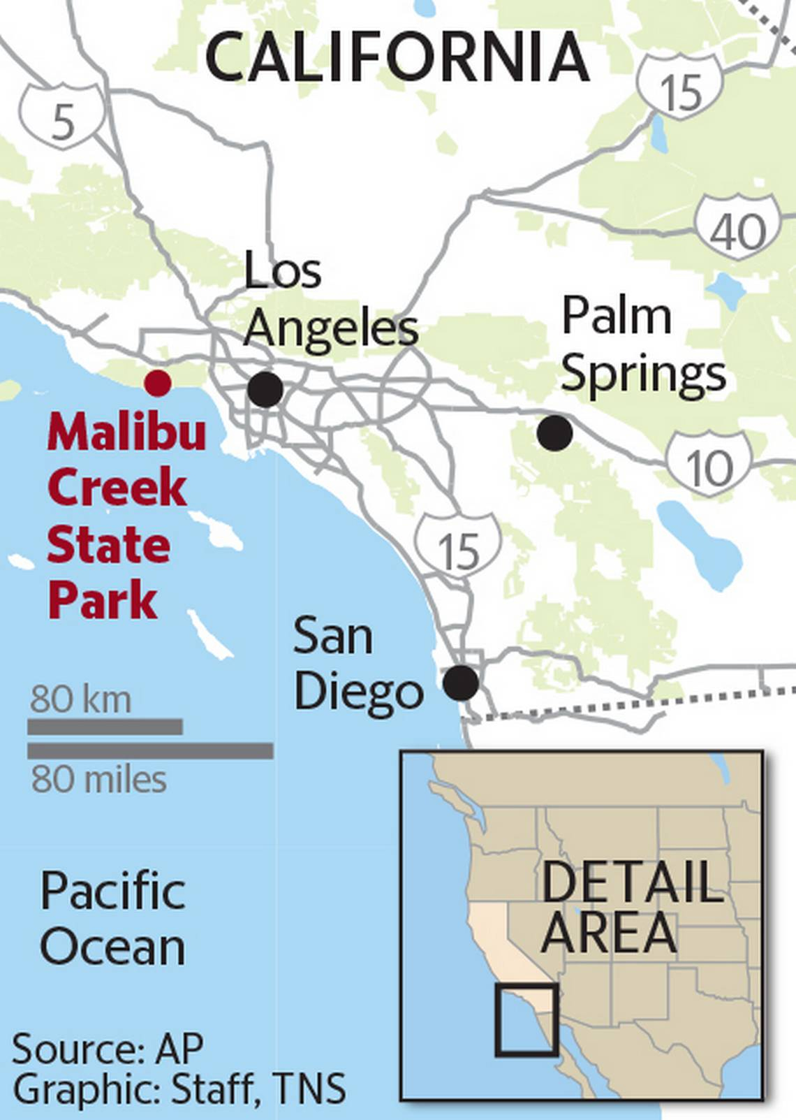 Cops Investigating 7 Shootings In Ca Park After Dad Killed | San - Malibu California Map