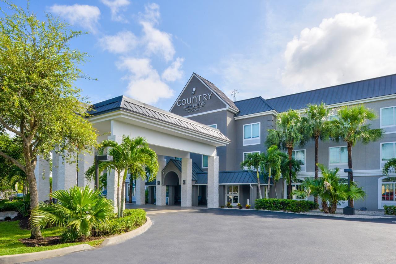 Country Inn & Suitesradisson, Vero Beach-I-95, Fl, Vero Beach - Country Inn And Suites Florida Map