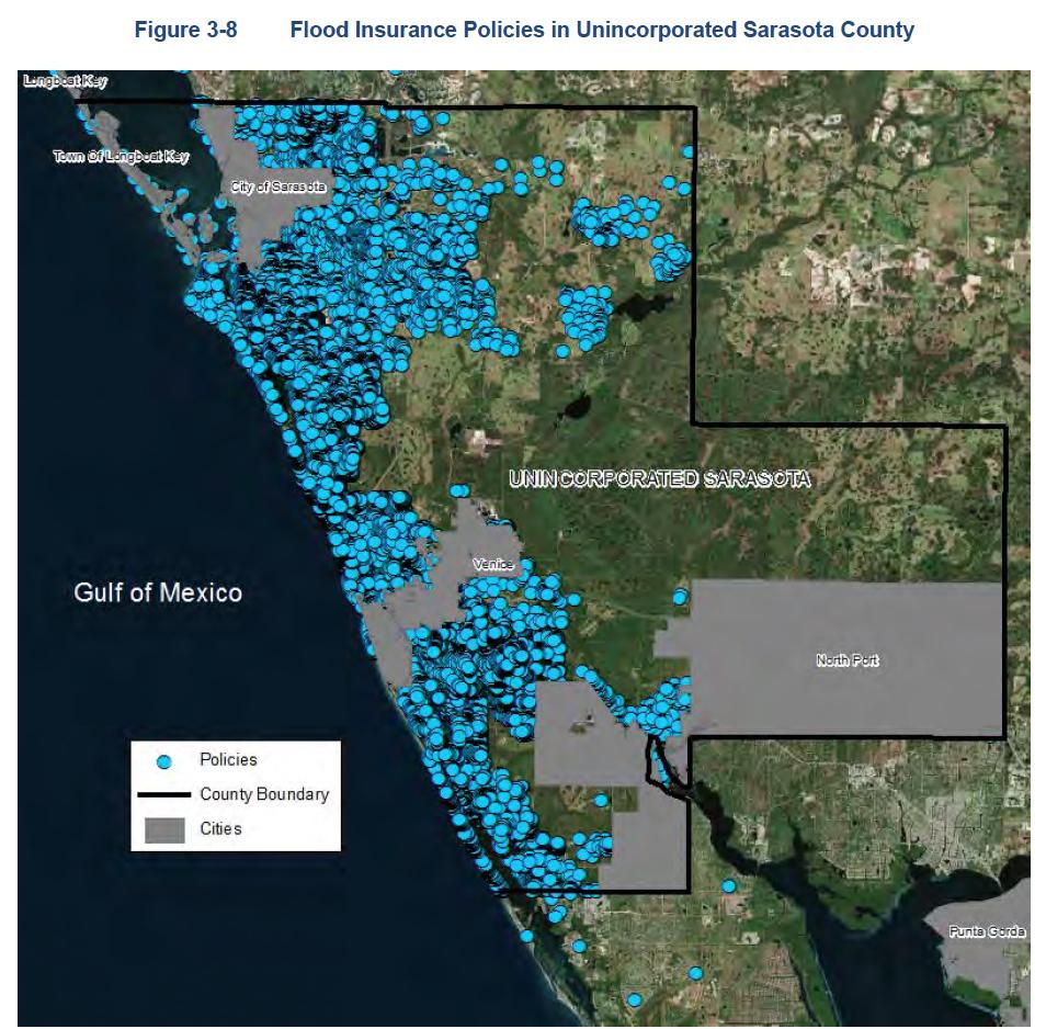County Residents Save About $7 Million A Year On Flood Insurance - Fema Flood Zone Map Sarasota County Florida