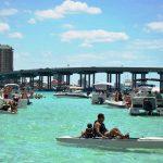 Crab Island Destin Florida   Things To Do   Crab Island Destin Florida Map