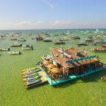 Crab Island In Destin Florida: The Complete Visitors Guide   Crab Island Destin Florida Map