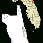 Crescent Beach, St. Johns County, Florida   Wikipedia   Map Of Crescent Beach Florida