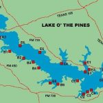 Crews Searching For Missing 70 Year Old Man At Lake O' The Pines   Lake Of The Pines Texas Map