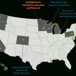 Crn Participants   Kaiser Permanente Locations In California Map