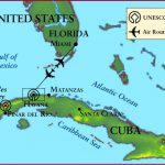 Cuba Florida Map   Map Of Cuba And Florida (Caribbean   Americas)   Map Of Florida And Caribbean