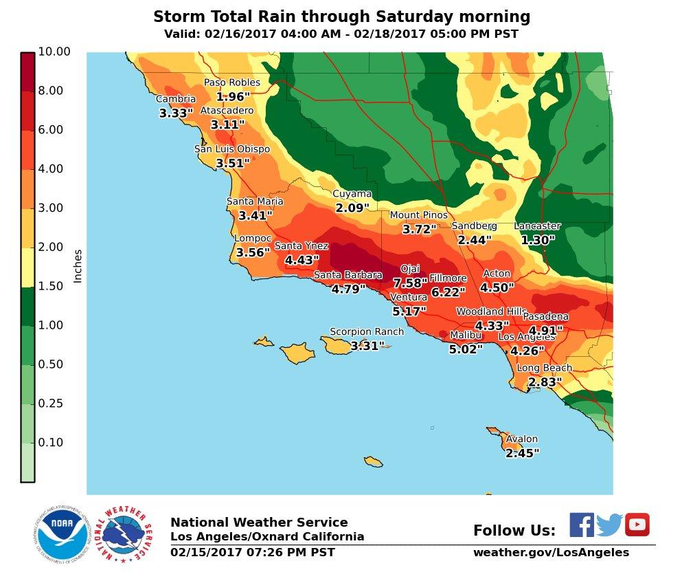 Cwmsfwyaesdwp California Road Map Weather Map Southern California - Southern California Weather Map