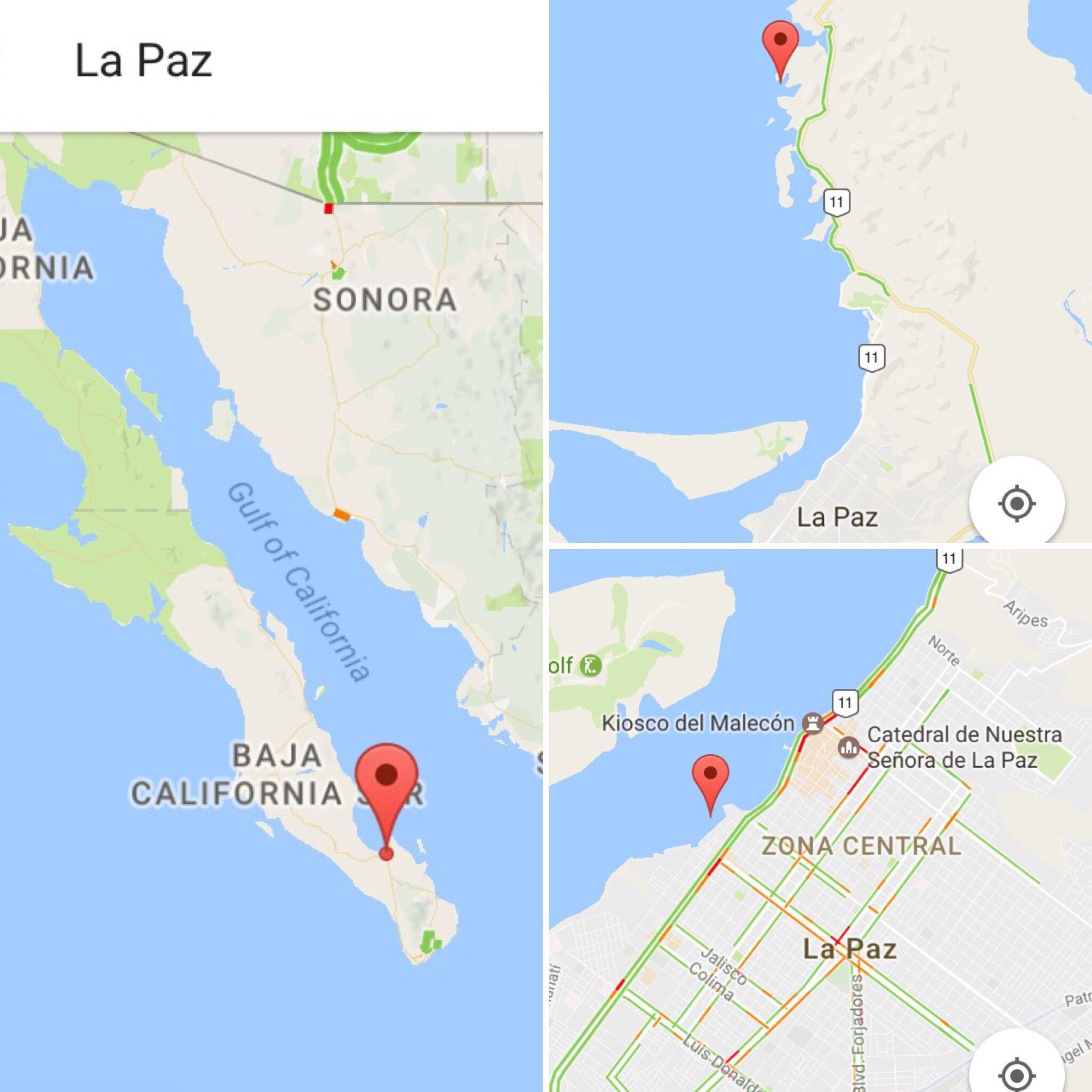 D D E Beb Bffbd New Of Maps La Paz Baja California Map - Klipy - La Paz Baja California Map
