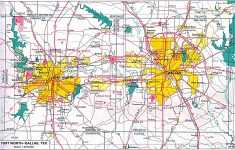 Dallas Map – Maps Dallas (Texas – Usa) – Printable Map Of Dallas