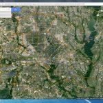 Dallas, Texas Map   Google Maps Satellite Texas