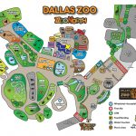 Dallas Zoo Map   Zoos In Florida Map