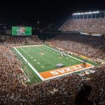 Darrell K Royal Texas Memorial Stadium At Joe Jamail Field   University Of Texas Football Stadium Map