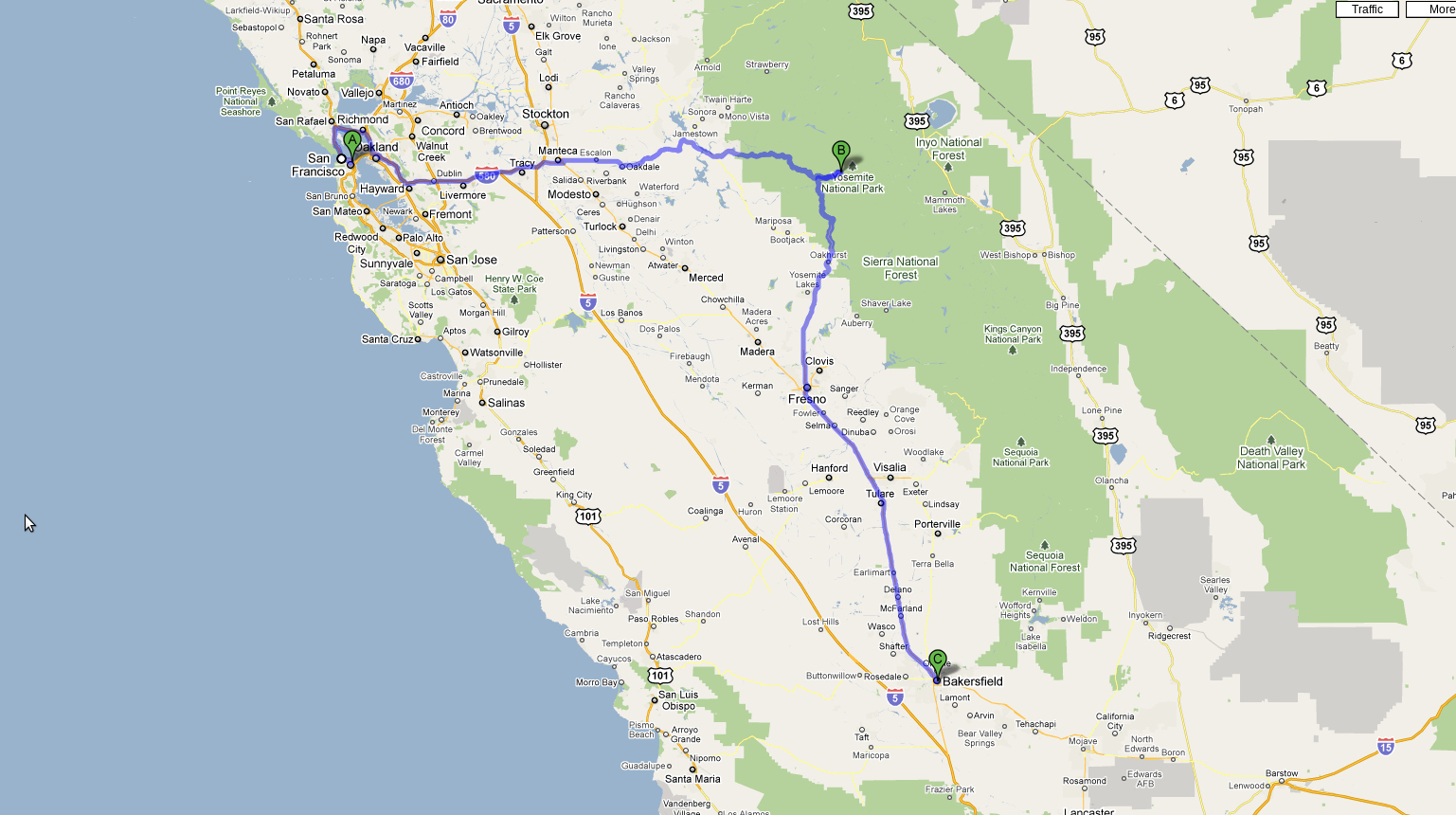 Day Road Maps California Nevada Arizona - Tuquyhai - California Nevada Arizona Map