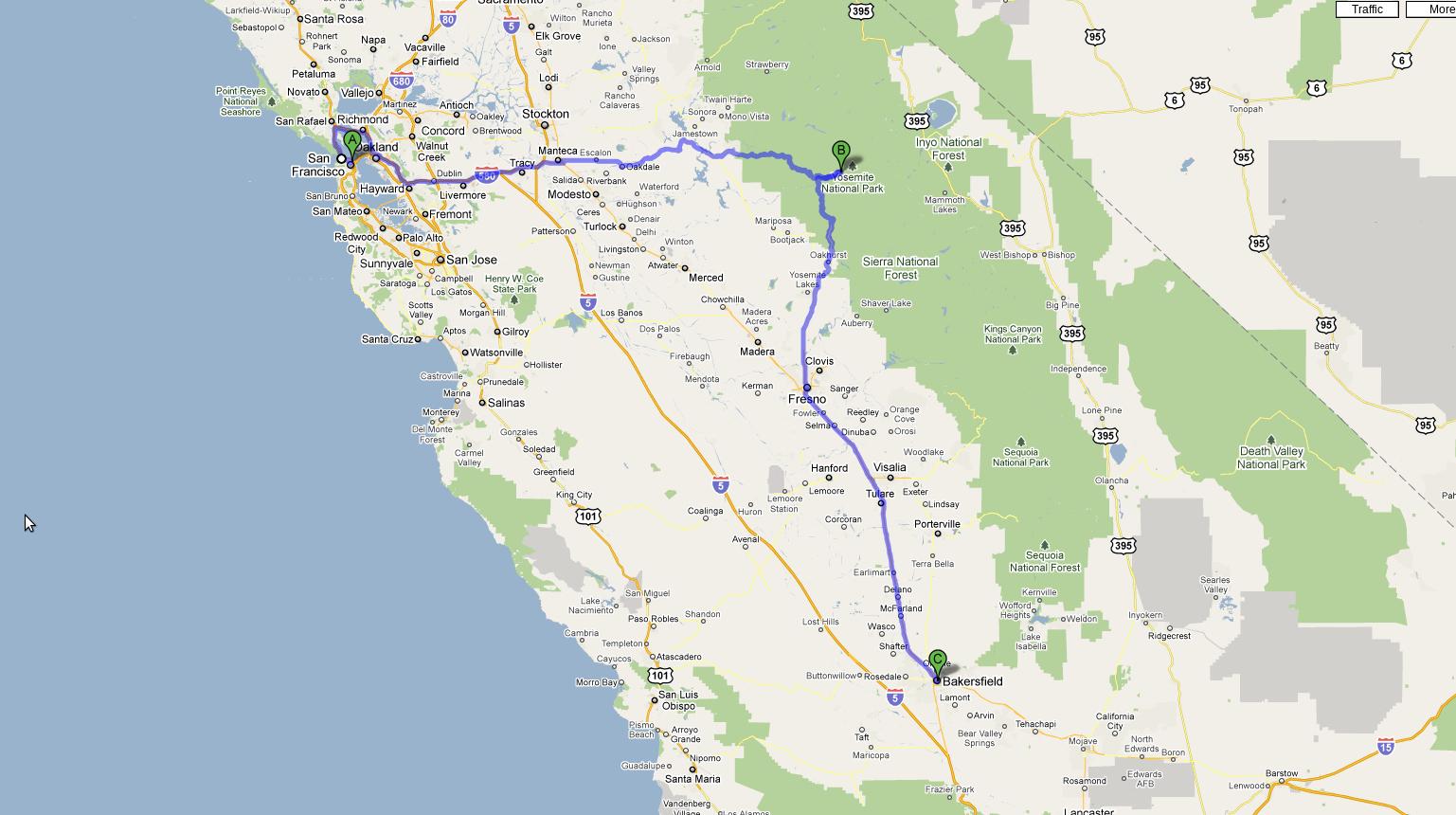 Day Road Maps California Nevada Arizona - Tuquyhai - Road Map Of California And Nevada