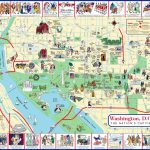 Dc Monuments Map | Compressportnederland   Printable Walking Map Of Washington Dc
