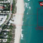 Delray Wreck Map | Map Of The Delray Wreck | Vacay Plans | Florida   Del Ray Florida Map