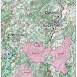 Delta Fire Map Update: California's Fast-Growing Wildfire Spreads To – California Delta Map