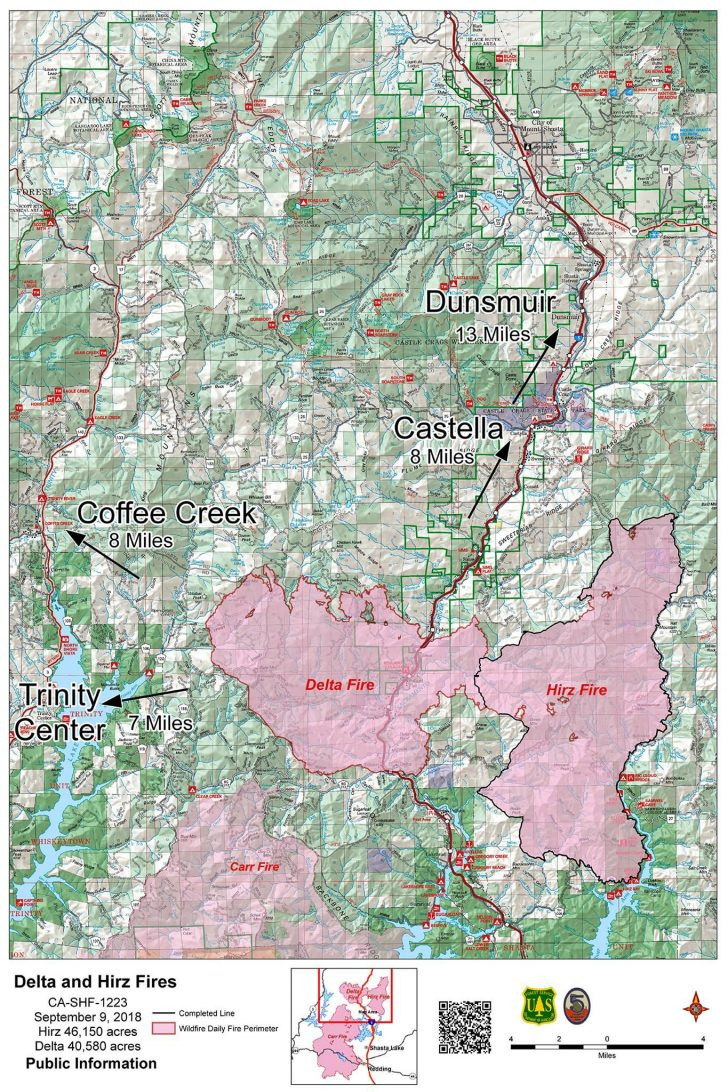 California Delta Map