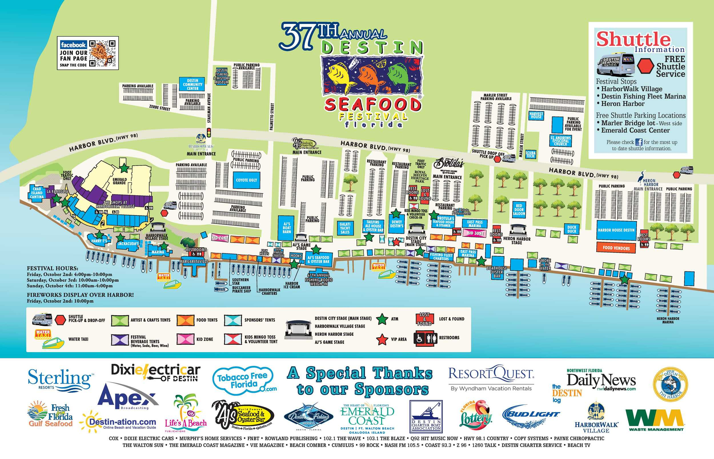 Destin Florida Map From 40Chtv 10 - Ameliabd - Florida Map Hotels