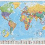 Detailed World Map High Resolution And Travel Information | Download   Detailed World Map Printable