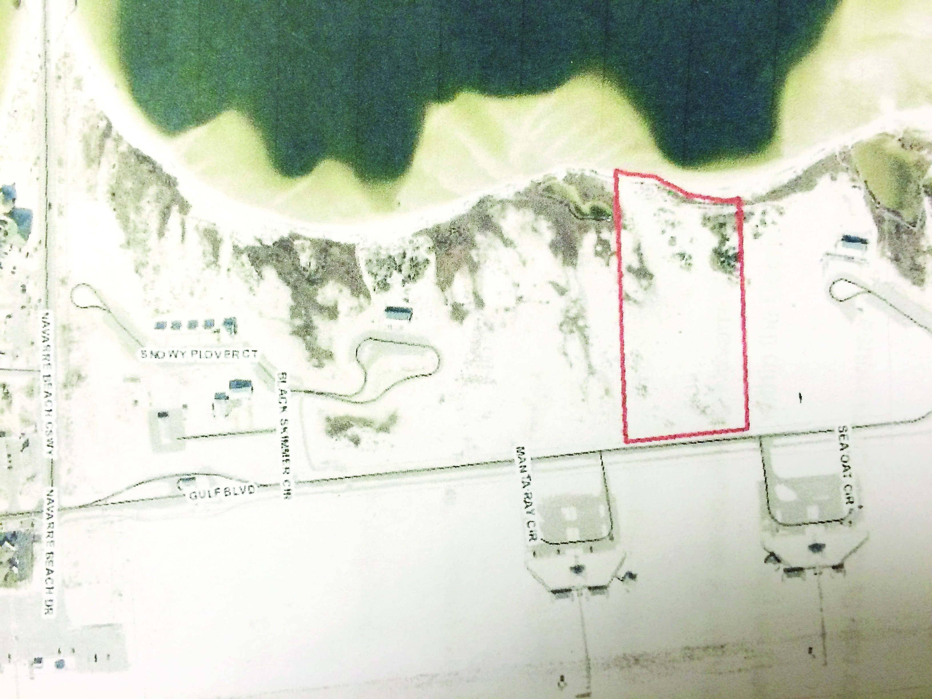 Development Map Of Florida Navarre Beach 1 | Globalsupportinitiative - Navarre Beach Florida Map