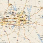 Dfw Metroplex Map   Map Of Dfw Metroplex Area (Texas   Usa)   Printable Map Of Dfw Metroplex