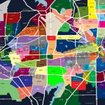 Dfw Zip Code Map | Mortgage Resources   Printable Map Of Dfw Metroplex