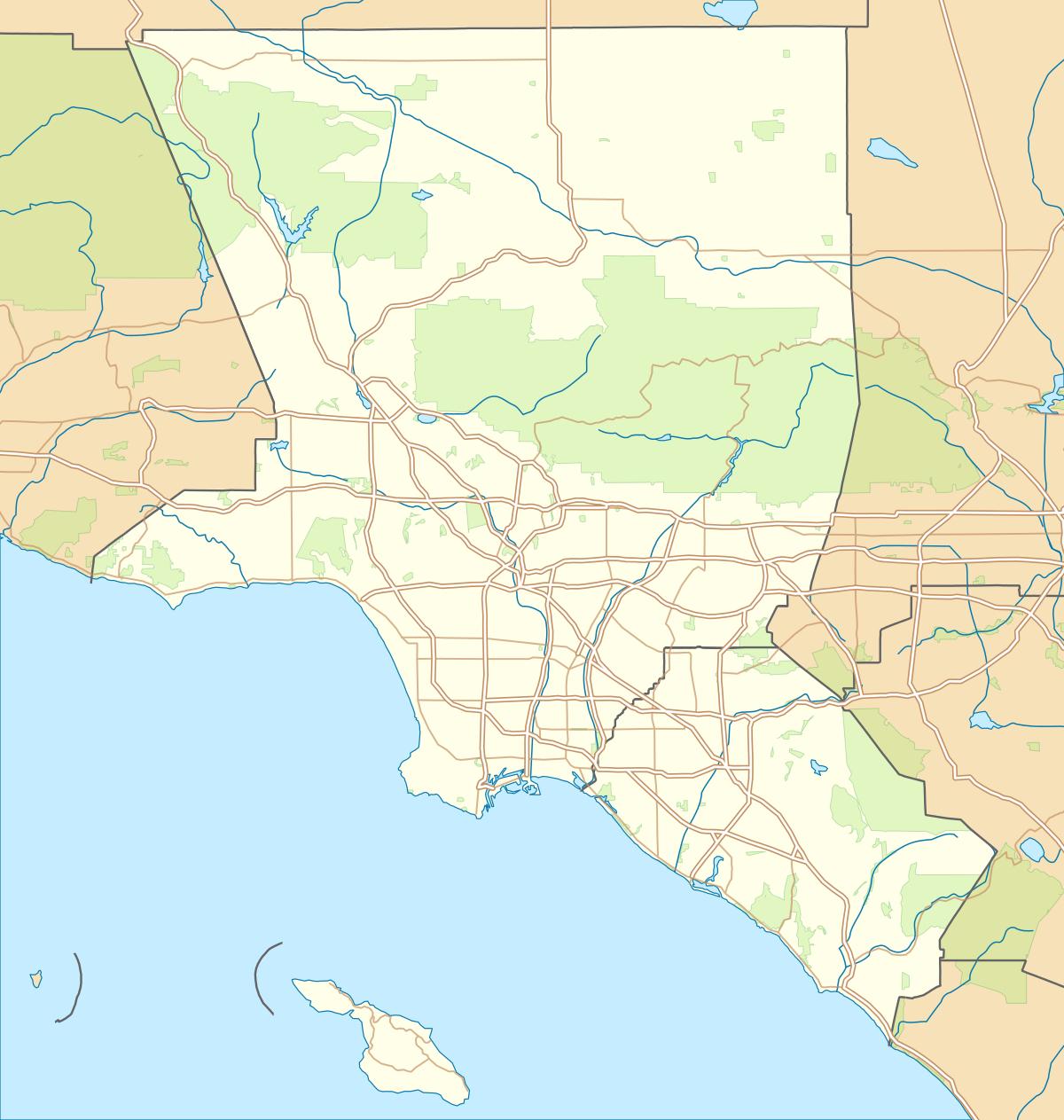 Dignity Health Sports Park - Wikipedia - Carson California Map