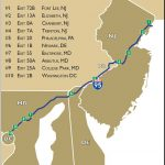 Dining Stops Worth Making Along I-95 | Edible Jersey - Map Of I 95 From Nj To Florida