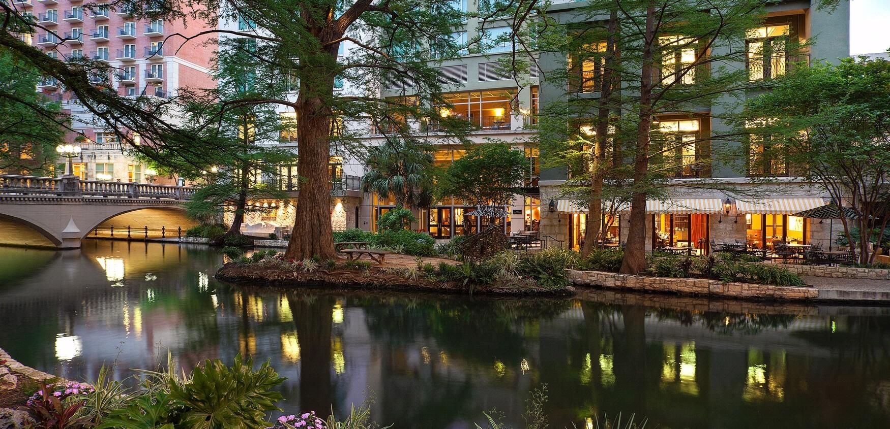 Directions To Hotel Contessa | San Antonio Hotel - Map Of Hotels In San Antonio Texas