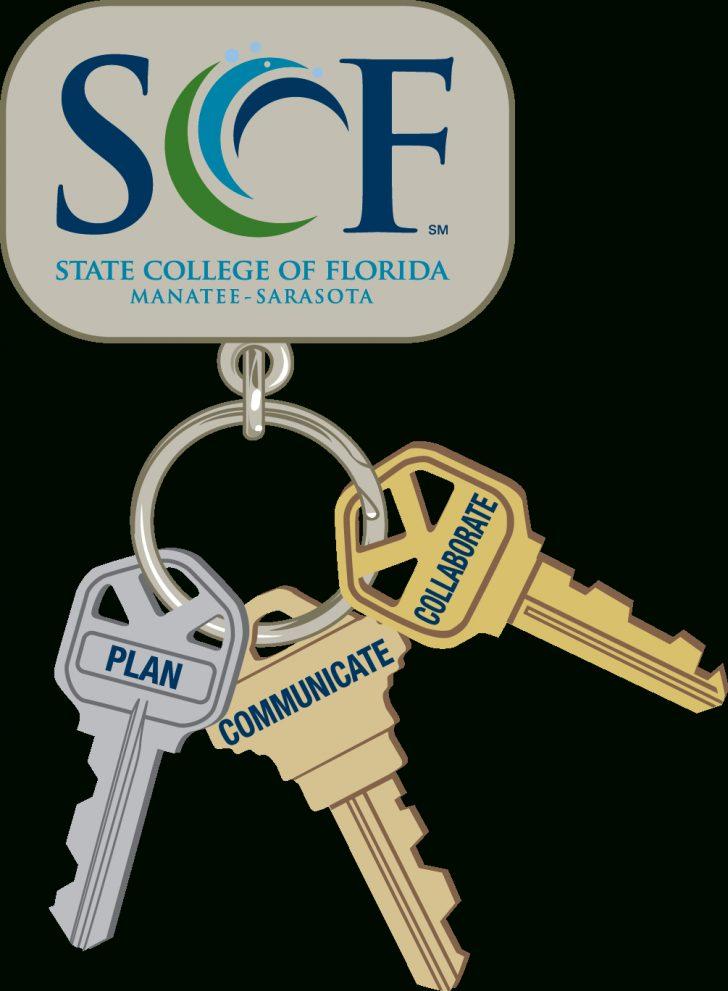 State College Of Florida Bradenton Campus Map