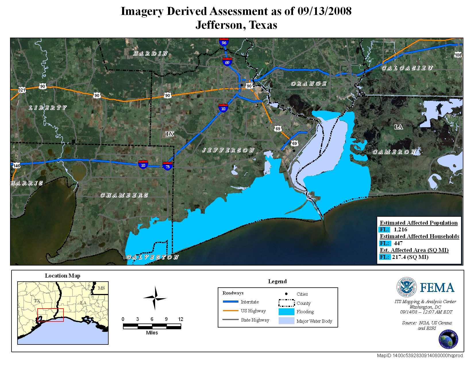 Disaster Relief Operation Map Archives - 100 Year Flood Map Florida