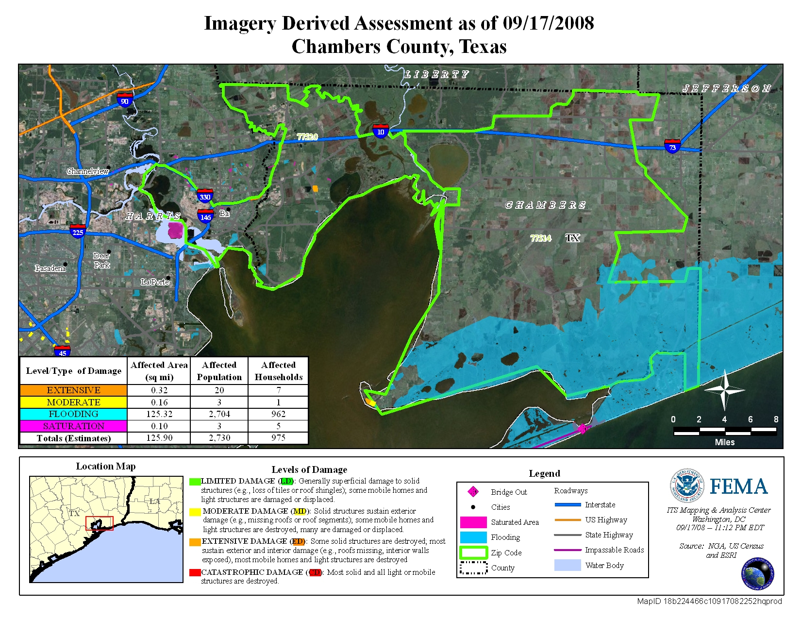 Disaster Relief Operation Map Archives - Fema Flood Maps Marion County Florida