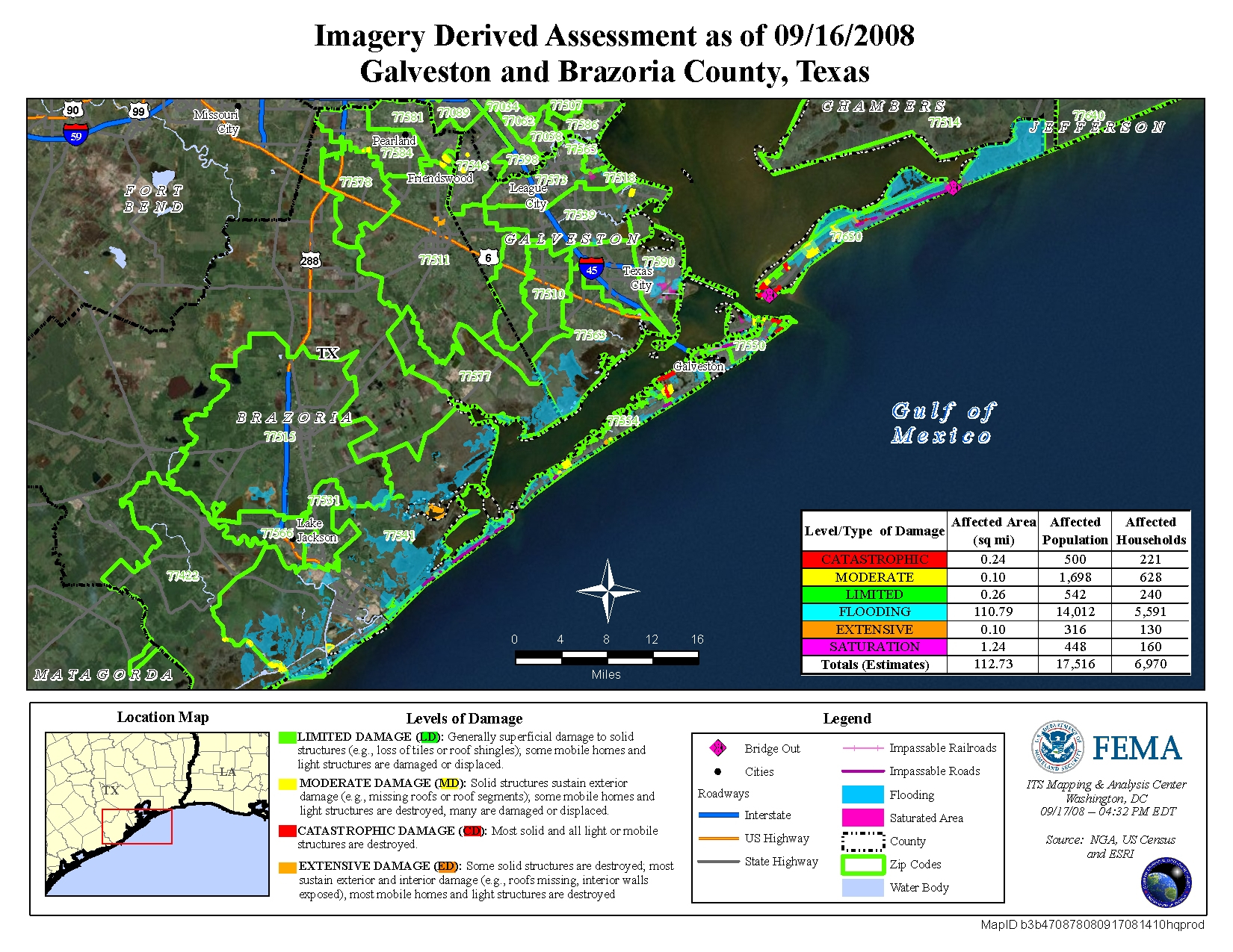 Disaster Relief Operation Map Archives - North Port Florida Flood Zone Map