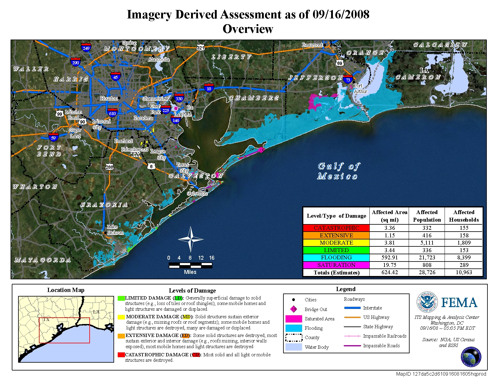 Disaster Relief Operation Map Archives - Texas Flood Insurance Map