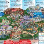 Disney California Adventure Map California Site Image With Disney   California Adventure Map 2017