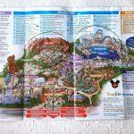 Disney California Adventure Map Pdf   Klipy   California Adventure Map 2017 Pdf