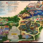 Disney California Adventure Maps Over The Years #2 See Video #3 Its   California Adventure Map 2017