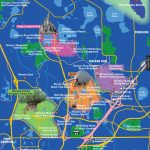 Disney World Map   Disney Florida Maps 2018