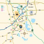 Disney World Vacation Community   New Homes Near Orlando   Orlando Florida Location On Map
