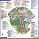 Disneys Magic Kingdom Map   Disney039S Magic Kingdom Orlando Fl Usa   Magic Kingdom Orlando Florida Map